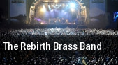 The Rebirth Brass Band Gramercy Theatre tickets