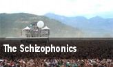 The Schizophonics Cafe Nine tickets