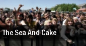 The Sea and Cake Ann Arbor tickets