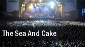 The Sea and Cake Crocodile Cafe tickets