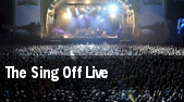 The Sing Off Live San Francisco tickets