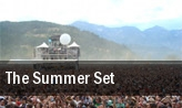 The Summer Set First Avenue tickets