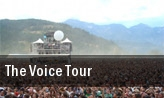 The Voice Tour Gibson Amphitheatre at Universal City Walk tickets