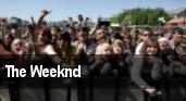 The Weeknd Greek Theatre tickets