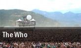 The Who Newark tickets
