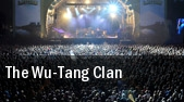 The Wu-Tang Clan tickets