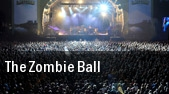 The Zombie Ball tickets