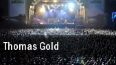 Thomas Gold Indio tickets