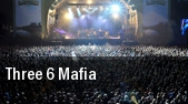 Three 6 Mafia tickets