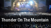 Thunder On The Mountain Mulberry Mountain tickets