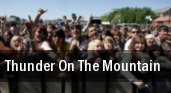 Thunder On The Mountain tickets