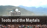 Toots and the Maytals The Fillmore tickets
