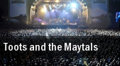 Toots and the Maytals Trocadero tickets