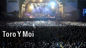 Toro Y Moi Seattle tickets