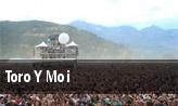 Toro Y Moi The Social tickets