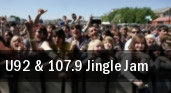 U92 & 107.9 Jingle Jam tickets