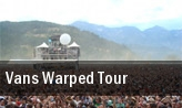 Vans Warped Tour Portland tickets