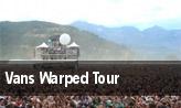 Vans Warped Tour San Diego tickets