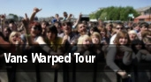 Vans Warped Tour Xfinity Center tickets