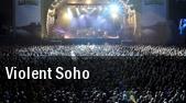 Violent Soho Shoreline Amphitheatre tickets