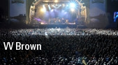 VV Brown tickets