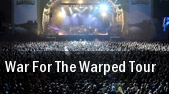 War For The Warped Tour Sayreville tickets