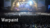 Warpaint Brooklyn Bowl tickets