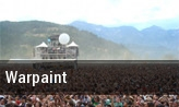 Warpaint Eugene tickets