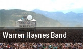 Warren Haynes Band Austin tickets