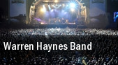 Warren Haynes Band Paramount Theatre tickets
