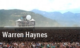 Warren Haynes Durham tickets