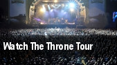 Watch The Throne Tour AccorHotels Arena tickets