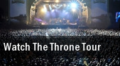 Watch The Throne Tour Manchester Arena tickets