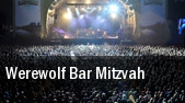 Werewolf Bar Mitzvah tickets