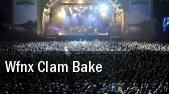 WFNX Clam Bake tickets