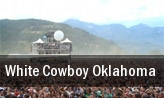 White Cowboy Oklahoma tickets