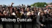 Whitney Duncan Nashville tickets
