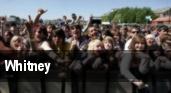 Whitney Indio tickets