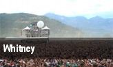 Whitney San Francisco tickets