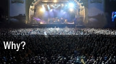 Why? Cincinnati tickets