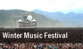 Winter Music Festival Echo Beach at Molson Canadian Amphitheatre tickets