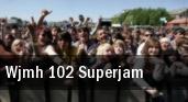 WJMH 102 Superjam Greensboro Coliseum tickets