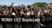 WJMH 102 Superjam Greensboro tickets