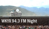 WKYX 94.3 FM Night Paducah tickets