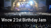 WNCW 21st Birthday Jam The Orange Peel tickets