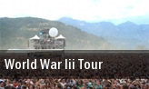 World War III Tour Poughkeepsie tickets