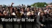 World War III Tour The Tabernacle tickets