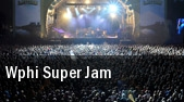 WPHI Super Jam tickets