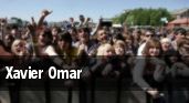 Xavier Omar tickets