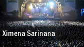 Ximena Sarinana Cambridge Room at House Of Blues tickets